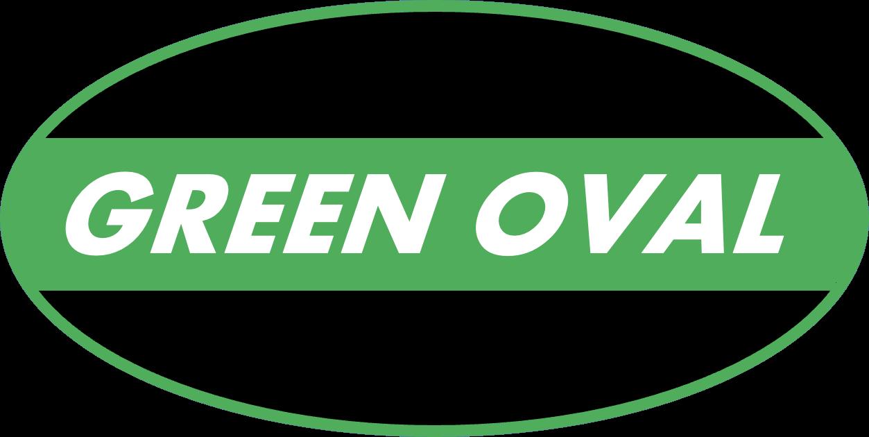 Green Oval Automotives Logo